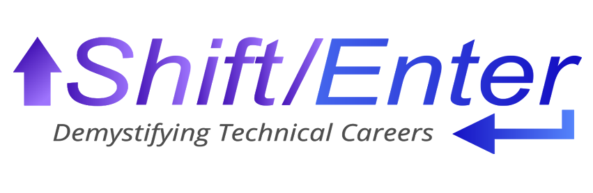 Shift/Enter